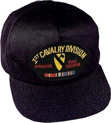 1st Cavalry Division Iraqi Freedom Ballcap (Freedom Iraqi Ball Cap)