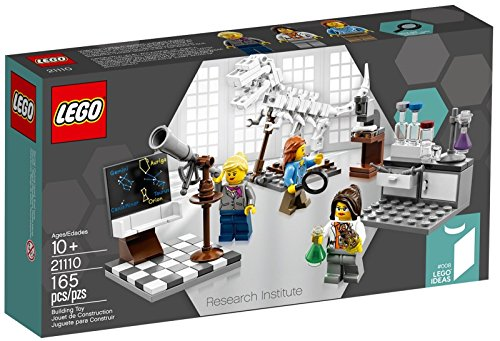LEGO-Cuusoo-Research-Institute-21110-Discontinued-by-manufacturer