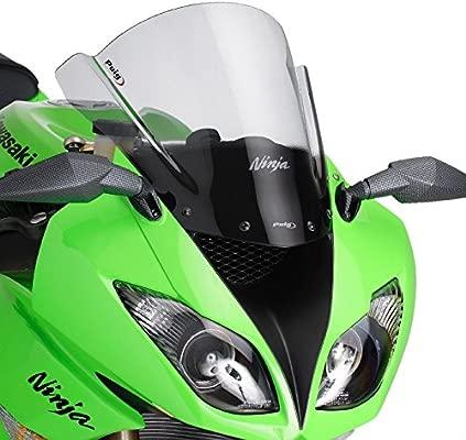 Puig Cupula Racing Kawasaki Zx6r/rr 09-13 Ah.cla Rojo. Ref ...