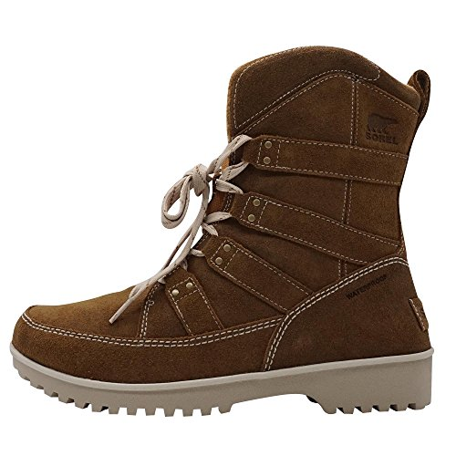 Sorel Boots Meadow Lace Brown Women's qrCqRBA
