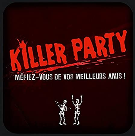 Asmodee - CGKP01 - Killer Party: Amazon.fr: Jeux Et Jouets
