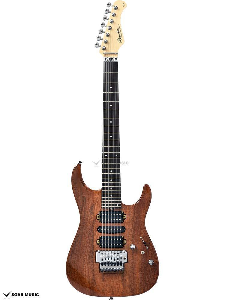 7弦ギター Bacchus IMPERIAL 7st S-BR バッカス エレキギター グローバルシリーズ   B07MG9SXTF