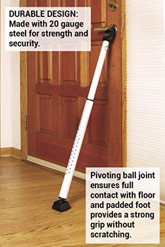 Master Lock Security Bar, Adjustable Door Security Bar, 265DCCSEN, 1-pack
