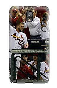 Pamela Sarich's Shop New Style st_ louis cardinals MLB Sports & Colleges best Note 3 cases 4525796K487784587
