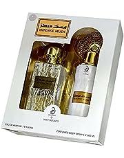 Concentrated Musk Gift Pack by Arabiat for Unisex - Eau de Parfum w Deodorant