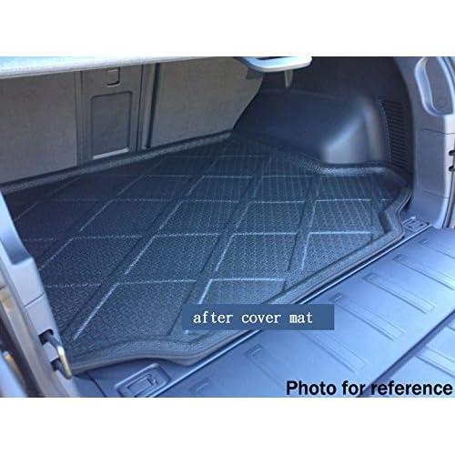 Car Boot Pad Carpet Cargo Mat Trunk Liner Tray Floor Mat For Kia Soul 2009 2010 2011 2012 2013 2014 2015 2016 2017 2018