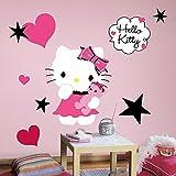 Sanrio Hello Kitty - Couture Peel & Stick Giant Wall Decal
