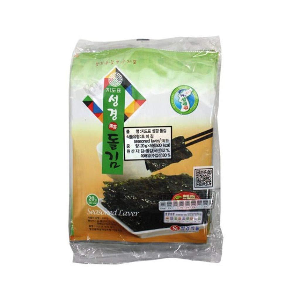 Sungyung Seaweed 20g x 5packs x 6