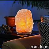 mockins 3 Pack Natural Hand Carved Himalayan Salt