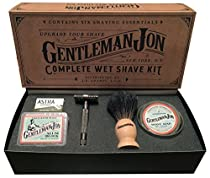 Gentleman Jon: Wet Shave Kit