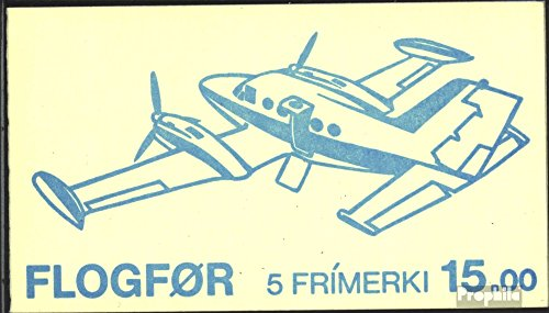 Denmark-Faroe Islands MH3 (complete.issue.) 1985 Aircraft (Stamps for collectors)