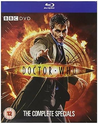 Doctor Who - The Complete Specials Box Set Reino Unido Blu-ray: Amazon.es: David Tennant, David Tennant: Cine y Series TV