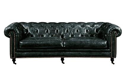 Amazon.com: Birmingham Sofa Black Dimensions: 89