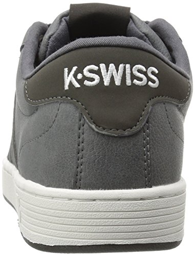 K-swiss Mænds Hoke C Mode Sneaker Slot Grå / Beluga FiqJu
