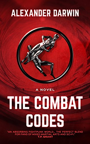 The Combat Codes (The Combat Codes Saga Book 1) Forge Art