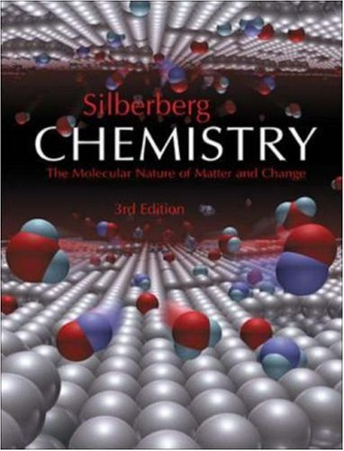 Chemistry: The Molecular Nature of Matter and Change with Online ChemSkill Builder v.2