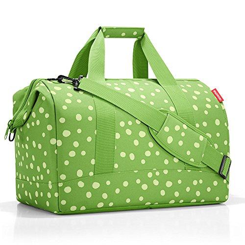 Reisenthel Mr4044 Multicolore Green Da Viaggio Allrounder Valigia spots Borsa Spots Navy S RrRgxw