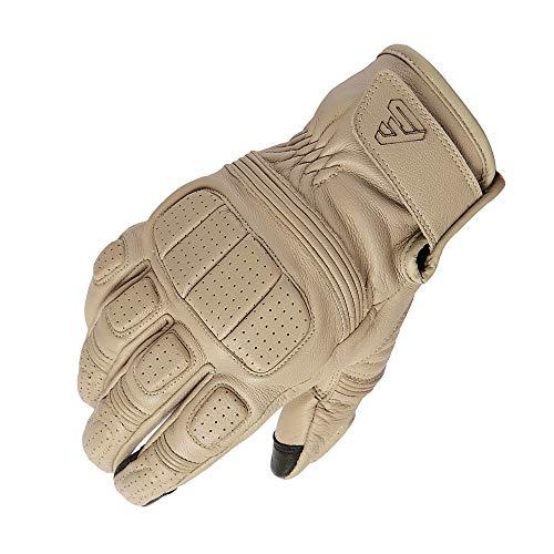Fieldsheer Vice Leather Glove, Tan, 2XL