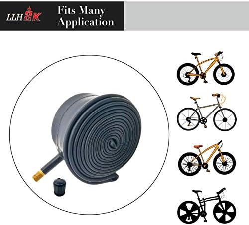 "1.75/<-/>2.125 20/"" BMX Mountain Bike 20 Inch Butyl Inner Tubes x 6"