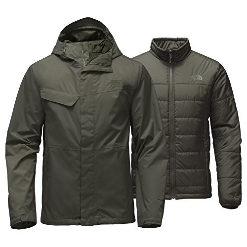 The North Face Beswick Triclimate Jacket Men's Climbing Ivy Green/Climbing Ivy Green X-Large