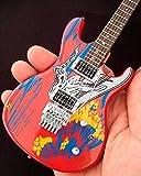 Axe Heaven JS-601 Joe Satriani Silver Surfer Miniature Guitar Replica