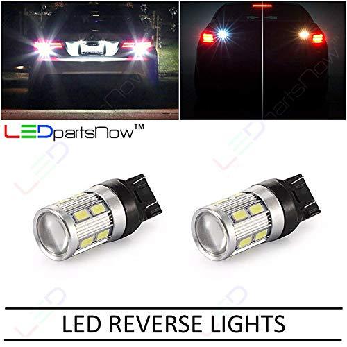 2007-2014 Cadillac Escalade, ESV, and EXT Reverse Backup Back up LED Light Bulbs 992 7440NA 7440NA 7440 7440ST 7440LL 7441