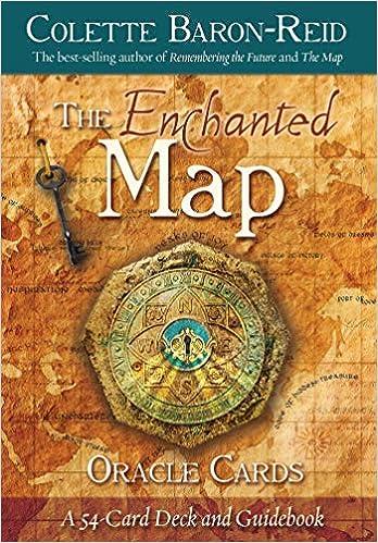 The Enchanted Map Oracle Cards: Amazon.de: Colette Baron-Reid ...
