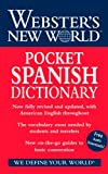 Webster's New World Pocket Spanish Dictionary, Harraps, 047017823X