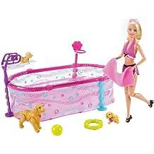 Barbie Puppy Swim School Pool