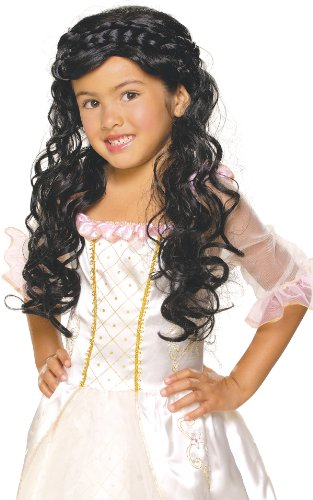 Rubie's Enchanted Princess Child's Costume Wig