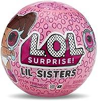 L.O.L. Surprise!!! Lil Sisters Ball Eye Spy Series