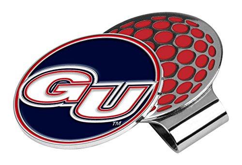NCAA Gonzaga Bulldogs Golf Hat Clip with Ball Marker by LinksWalker