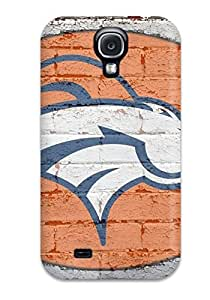 NikRun Case Cover Protector Specially Made For Galaxy S4 Denver Broncos by supermalls