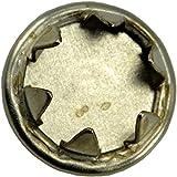 Hard-to-Find Fastener 014973472900 3/8 Metal Hole Plug, 20 Piece