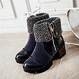 Slinny Women Ankle Boots Snow