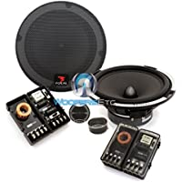 Focal PS 165X2 6.5 80 Watts RMS 2-Way Component Speakers System