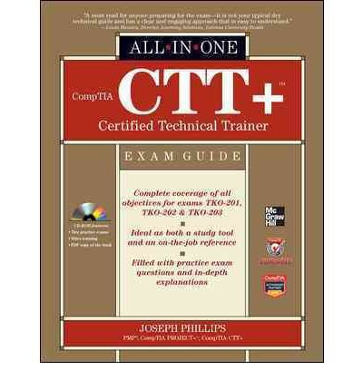 CompTIA CTT+ Certified Technical Trainer All-in-one Exam Guide (All-in-one) (Mixed media product) - Common