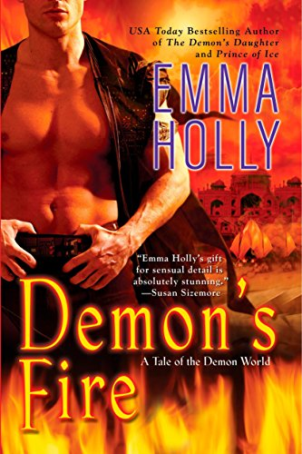 Demon's Fire (Tales of the Demon World, Book 3) by Berkley