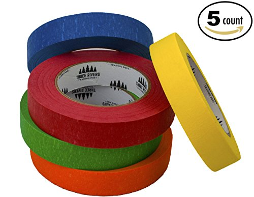 colored paint tape - 3
