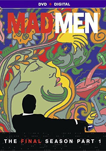 Executive 7 Piece Cast - Mad Men: The Final Season, Part 1 [DVD + Digital]