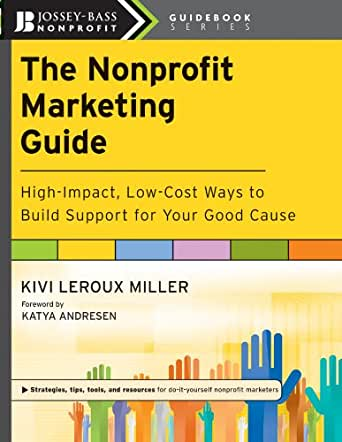The nonprofit marketing guide high impact for Cost to build report
