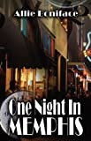 One Night in Memphis, Allie Boniface, 1605042889
