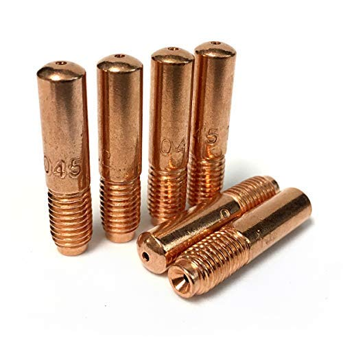 - CONTACT TIP MILLER STYLE .045 MODEL 000069B. 25 PACK. FOR PROFESSIONAL MIG WELDING.