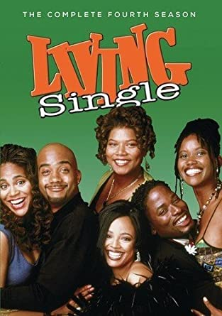 Living Single The Complete Fourth Season