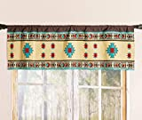 Desert Jewel Lined Valance Review