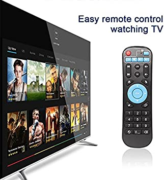 Haihuic Control Remoto de reemplazo de TV Box para T95Z Plus T95K ...
