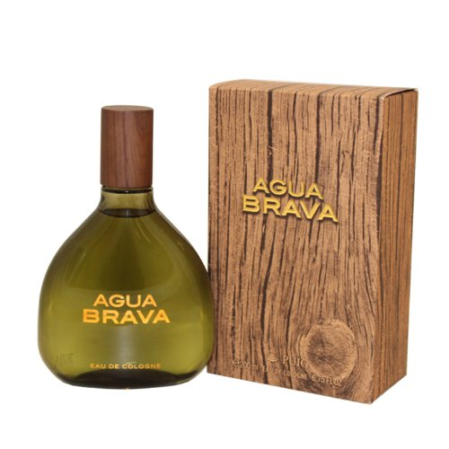 Agua Brava By Antonio Puig For Men. Eau De Cologne Pour 6.7 Oz