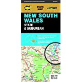 New South Wales State & Suburban Map 270 28th ed