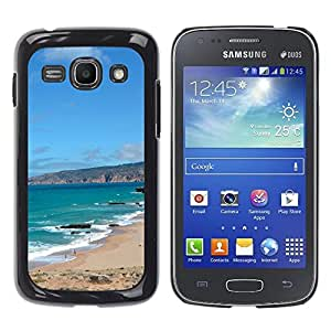 Exotic-Star ( Iberian Peninsula ) Fundas Cover Cubre Hard Case Cover para Samsung Galaxy Ace 3 III / GT-S7270 / GT-S7275 / GT-S7272