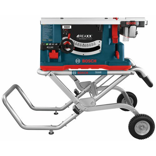 Bosch GTS1041A-09 REAXX Flesh-Detecting Jobsite Table Saw...